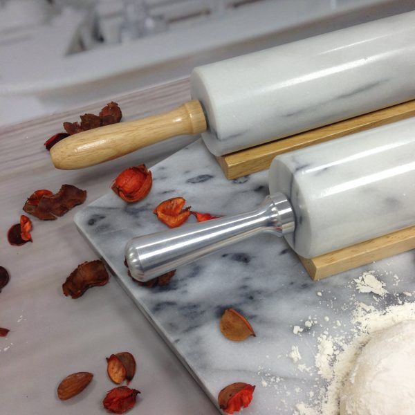 Holar RP-MB Marble Rolling Pin-3