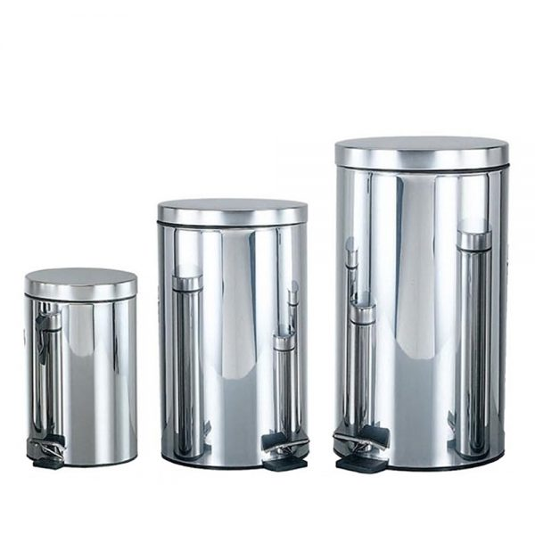 Holar Trash Can Garbage Can Dustbin Rubbish Bin