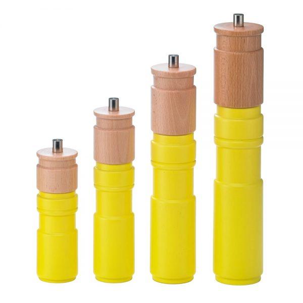Holar adjustable manual salt and pepper mill_HL-80