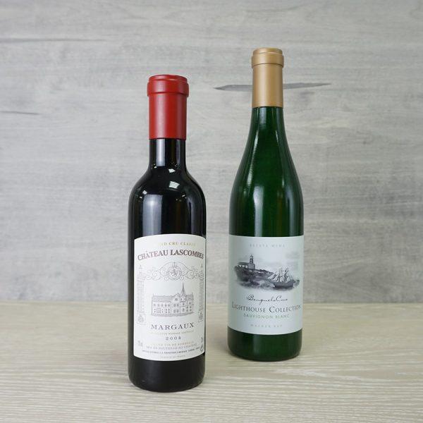 Holar red wine bottle shaped salt pepper mill set_RW_WW