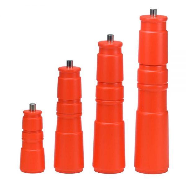 Holar wooden hand salt pepper grinder_HL-81