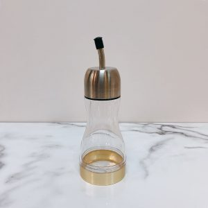 Hot-Selling Portable Gold Oil Cruet