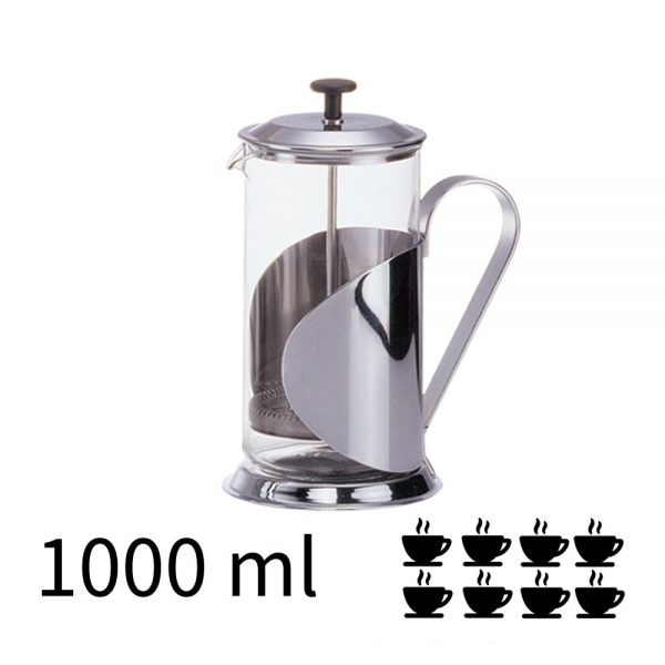 PS-03 Coffee Maker French Press with Metal-4
